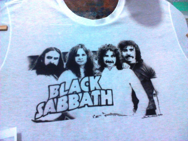 Black Sabbath por JULIOART